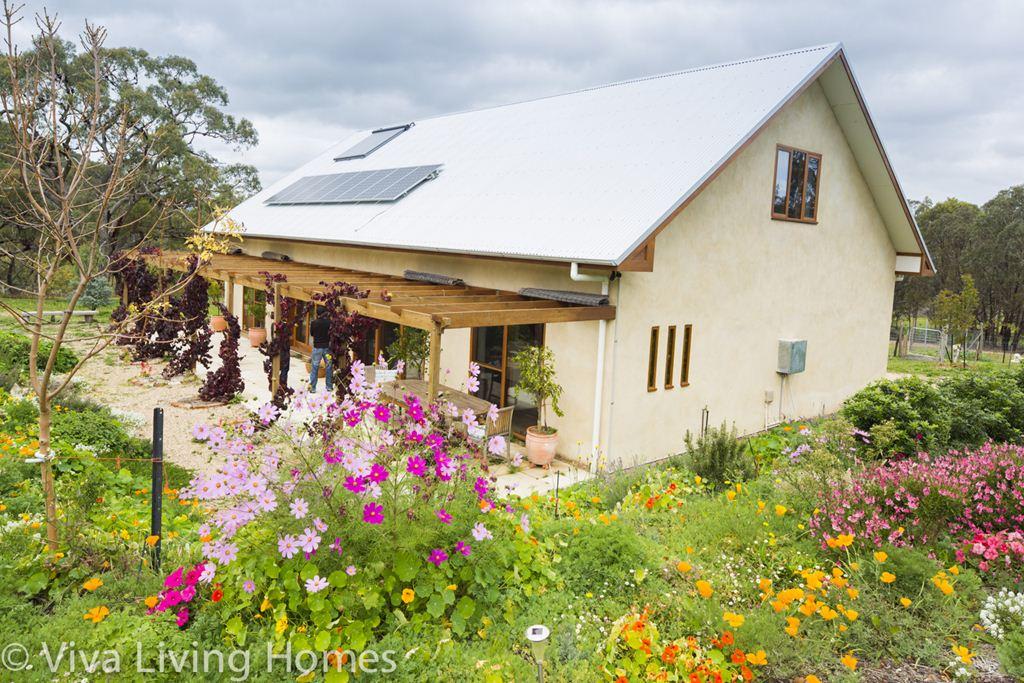 Home Design Ideas Blackboard: Strawbale House Plans
