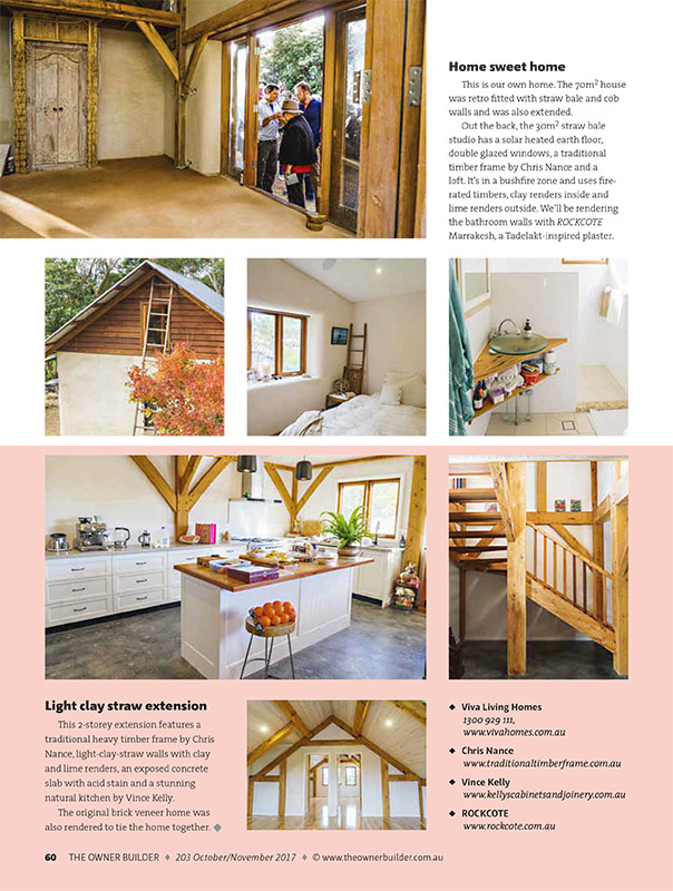 Owner Builder Magazine 2018