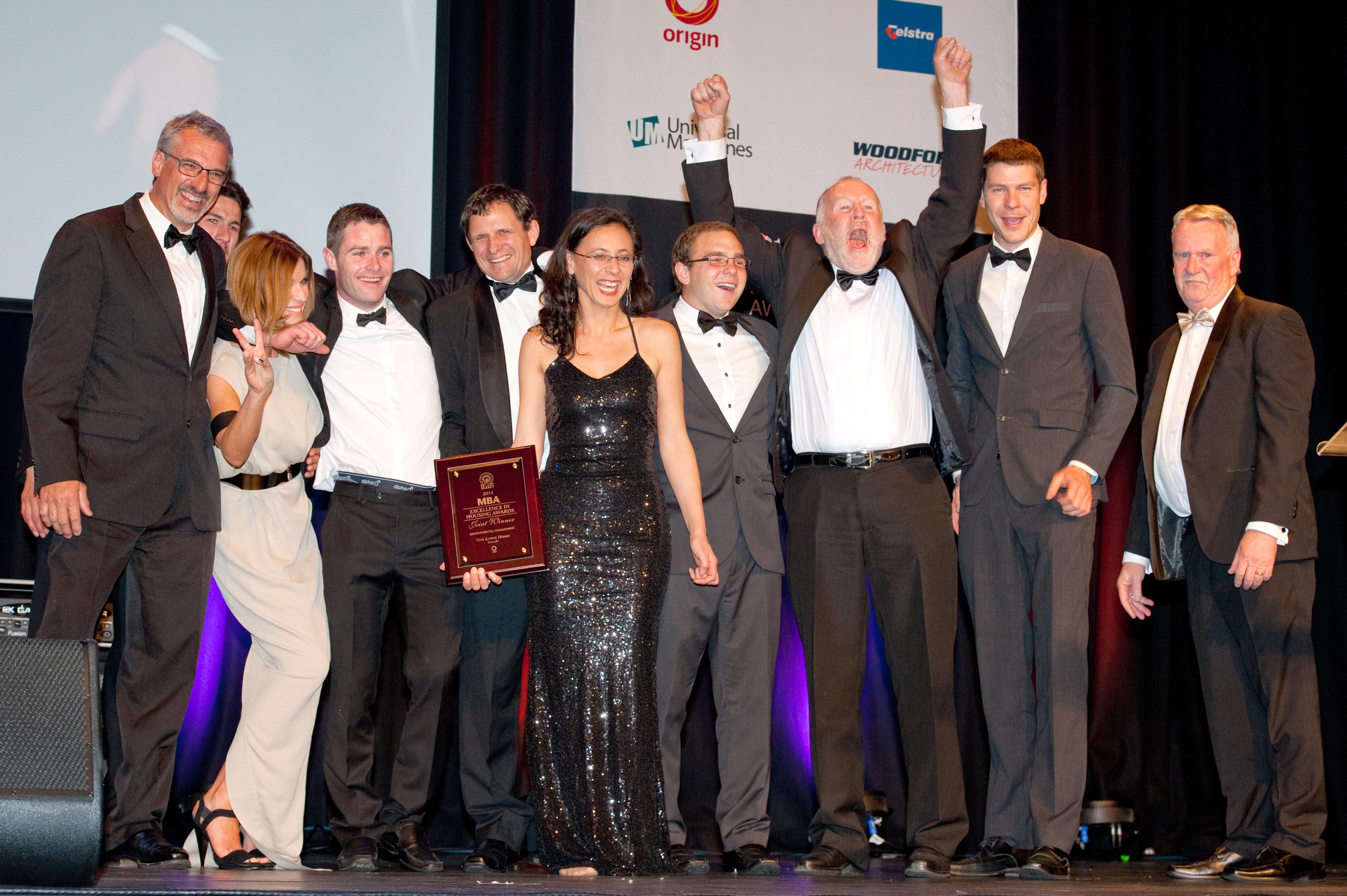 Building Awards - 2014
